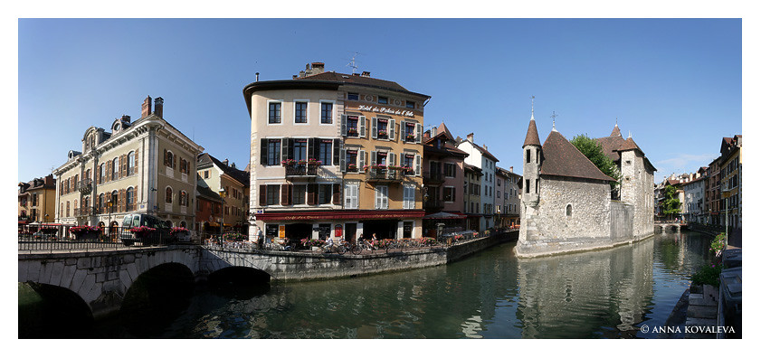 Annecy, cute French town