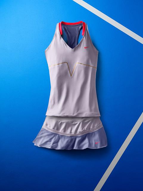 Maria Sharapova US Open outfit