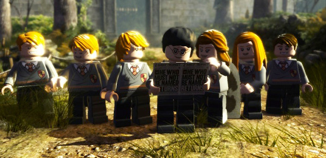 LEGO Harry Potter Years 5-7 Videogame