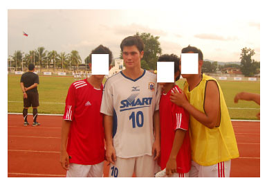 Starstruck Phil Younghusband