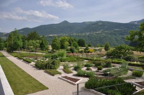 Brentonico - giardino botanico