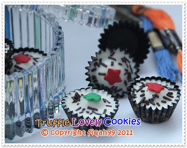 Truffle Lovely-Cookies