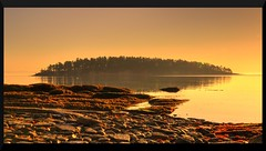 Morning on Mayne Island (J Raymonds) Tags: morning canada reflection beach vancouver morninglight nikon bc britishcolumbia gulfislands hdr dda mayneisland nikond90 thesuperbmasterpiece mygearandme dblringexcellence tplringexcellence