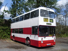 Former GMPTE Atlantean (Jampot2) Tags: buses manchester gm greater northern leyland counties skelmersdale pte atlantean