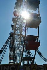 Ferris Wheel at Funtown Pier