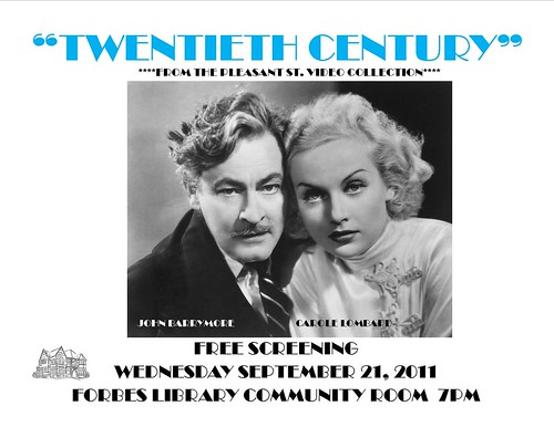 twentieth century screening poster