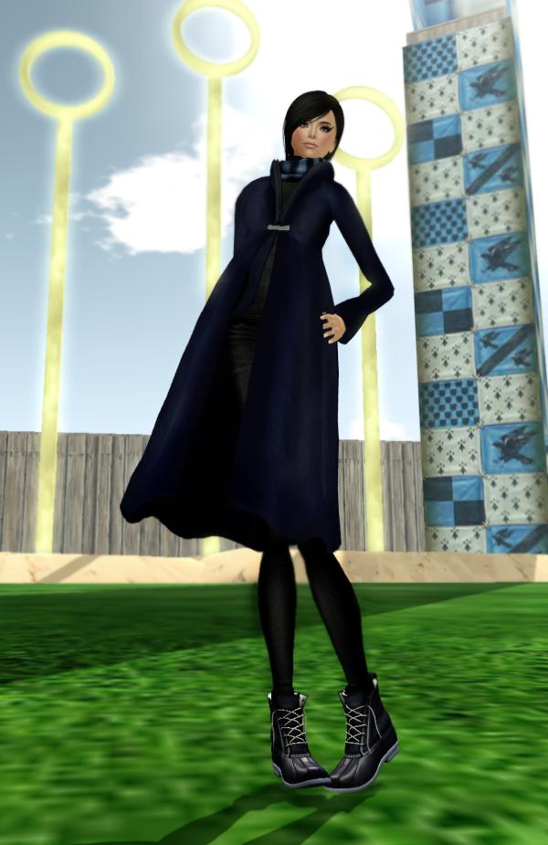 Teefy Quidditch Robe