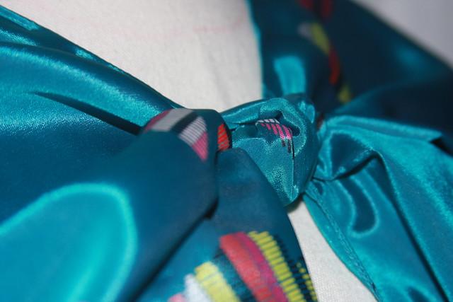 Vogue 1170 front knot
