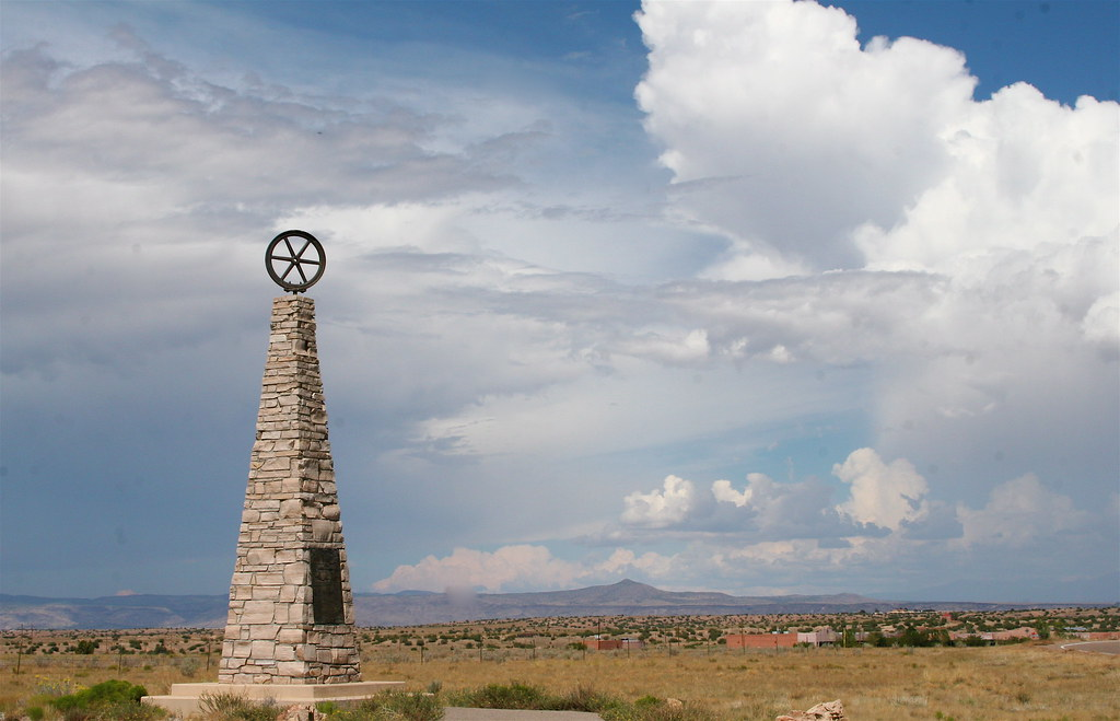 Mormon Battalion Monument