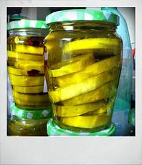 Confit de citrons
