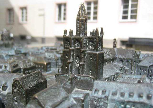 Konstanzer Münster im Modell