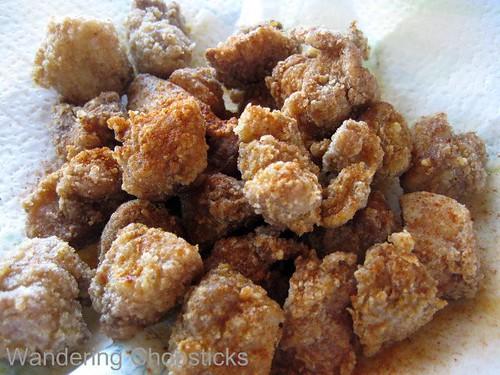 Taiwanese Popcorn Chicken 5