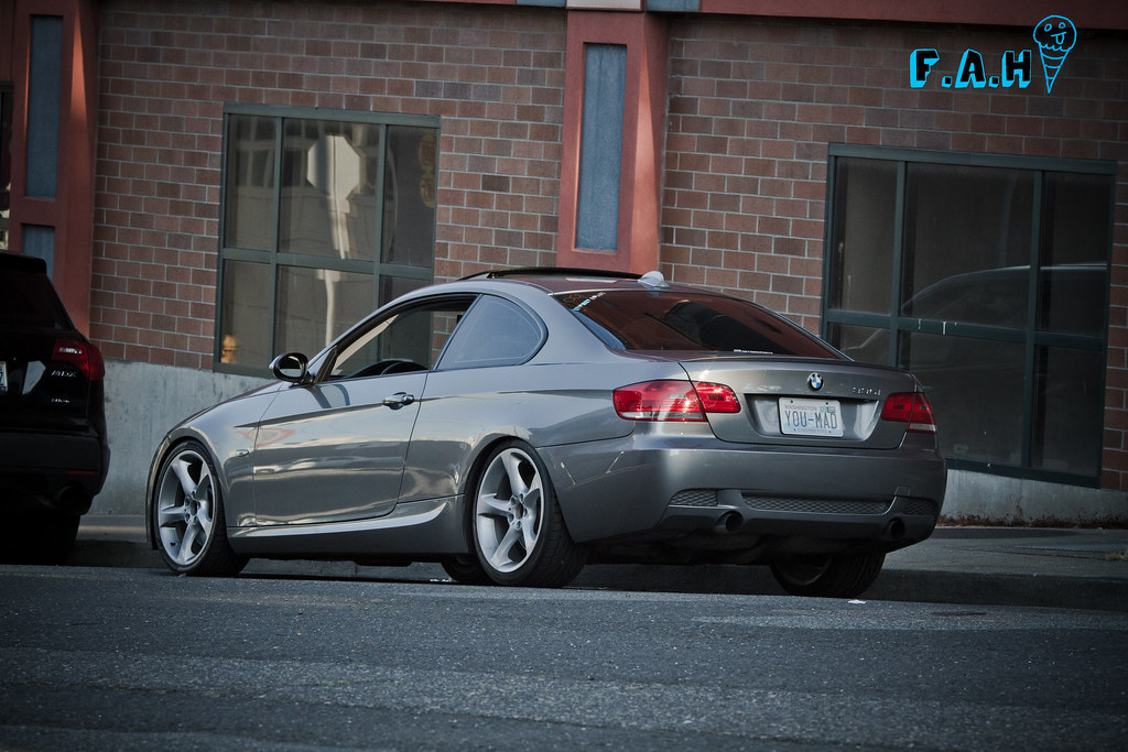 Request Any E92 Lowered On Style 230 19inch Wheels