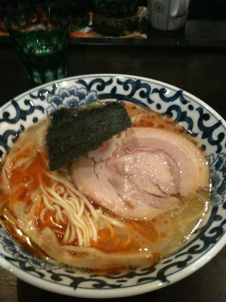 Karauma (Spicy) Ramen 辛旨らー麺