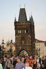 "People on Charles Bridge (Karlův most), Prague (Prag/Praha) • <a style=""font-size:0.8em;"" href=""http://www.flickr.com/photos/23564737@N07/6083156658/"" target=""_blank"">View on Flickr</a>"