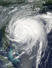 Irene Moving up U.S. East Coast (NASA Goddard Photo and Video) Tags: hurricane irene hurricaneirene nasasatellite