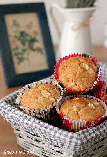 Apple muffin
