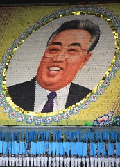 Kim Il-Sung - Made Entirely out of People! (©skarson) Tags: canon northkorea pyongyang dprk arirang koryo kimilsung canoneos5dmrkii arirang2011