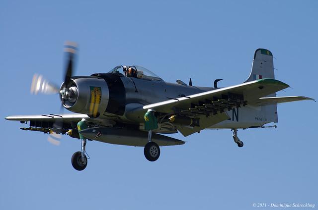 Douglas A-1D Skyraider (AD-4NA)