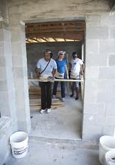 Miami Habitat For Humanity 7th Women Build.