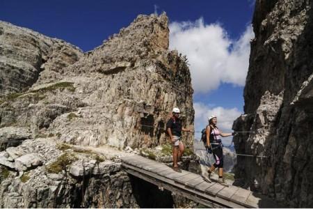 Via ferraty v Jižním Tyrolsku - tipy pro začátečníky i zkušené horaly