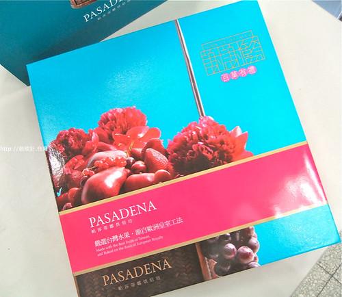 Pasadena 謝謝籃月餅