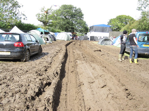 Mud at Galtres festival 2011