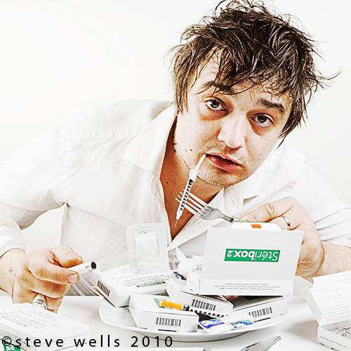 Steve Wells 3 (Pete Doherty)