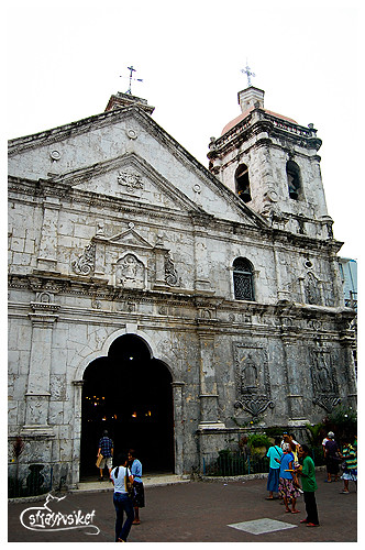 sto nino church