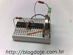 Arduino Standalone No Xtal (blogdoje) Tags: no arduino xtal standalone