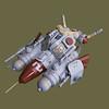 Ma.K - MH 30 Kraft Falter (Fredoichi) Tags: fighter lego space military scifi shooter mak shootemup starfighter maschinenkrieger shmup dieselpunk fredoichi