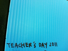 Teacher's Day 2011