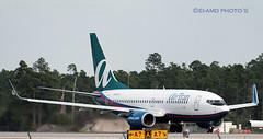 N312AT (EI-AMD Photos) Tags: usa southwest airport florida photos aviation international boeing airways rsw 737 airtran n312at krsw eiamd