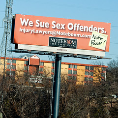 We Sue Sex Offenders