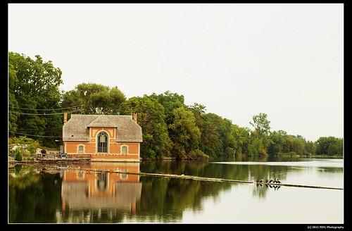 Reflection on Otonabee River