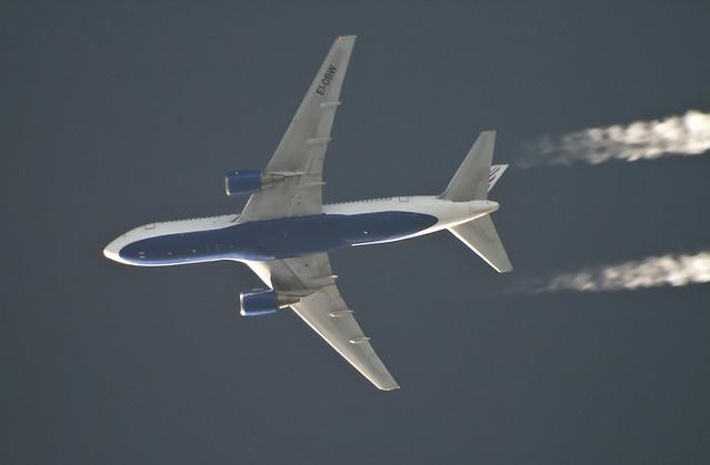 Transaero Boeing B762 EI-DBW @ 11887 m.