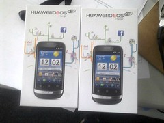 Lidl Smartphone Huawei Ideos X3