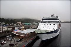 Cruise ship - Celebrity Infinity (blmiers2) Tags: travel cruise alaska nikon ship cruiseship ketchikan celebrityinfinity d3100 blm18 blmiers2