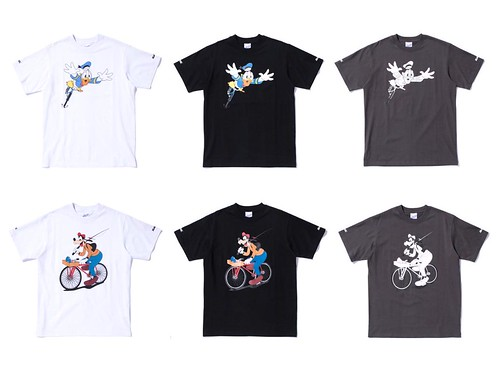 W-BASE x XLARGE® x Disney