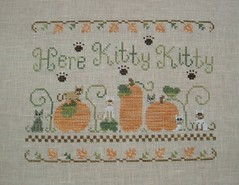 CCN Here Kitty Kitty by Renee's Stitching