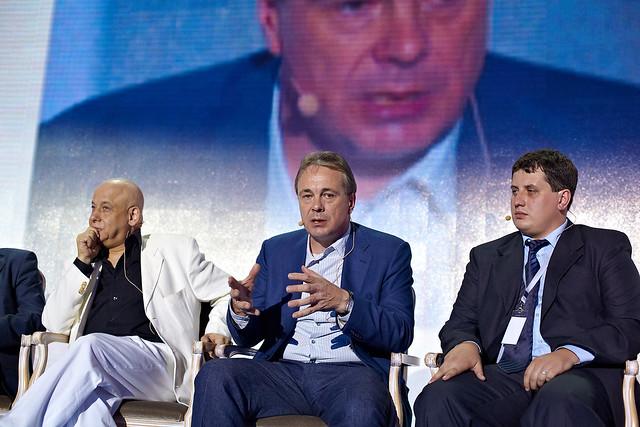 Александр Кондаков на форуме Умная школа