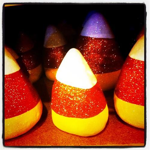 Glitter Candy Corn