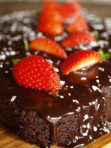 Suvikõrvitsa-shokolaadi tort
