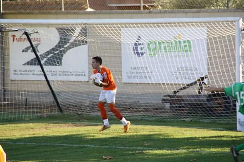 Altorricón 0 - Almudévar 1 (04/09/2011)