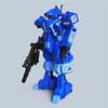 Amok 005 - Force Class (Fredoichi) Tags: lego space military police walker micro mecha mech microscale fredoichi gundamtype