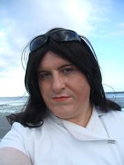 DSCF3773 (bethsthegal) Tags: ireland dublin stockings girl tv dress cross beth cd lingerie tgirl transgender transvestite slip nurse suspenders satin dresser crossdresser tg ladyboy shemale trannie suspender xdresser