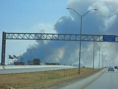 bastrop4 (brucesflickr) Tags: fire drought wildfire bastrop climatecrisis txfire