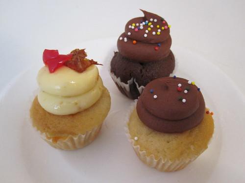 Mini Cupcakes at Tu-Lu's