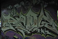 radek ink gt (Grimey  Trains) Tags: street canada art vancouver ink graffiti bc radek gt piece burner gtf