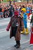 Hellboy (King_of_Games) Tags: atlanta cosplay parade hellboy dragoncon willking willbking dragoncon2011